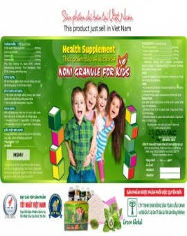 Noni Granule for kids